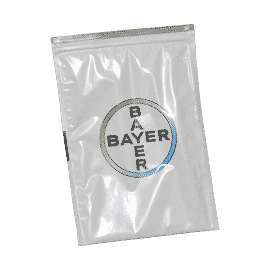 Protection isotherme de petite taille sous forme de pochette zipée, pour les produits de petite taille, adaptée pour les : Pharmacies Officines Hôpitaux Laboratoires